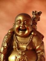 LACHENDER BUDDHA