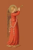 Engel mit Trompete 2