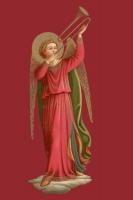 Engel mit Posaune 3