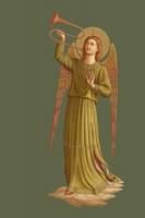 Engel mit Posaune 4